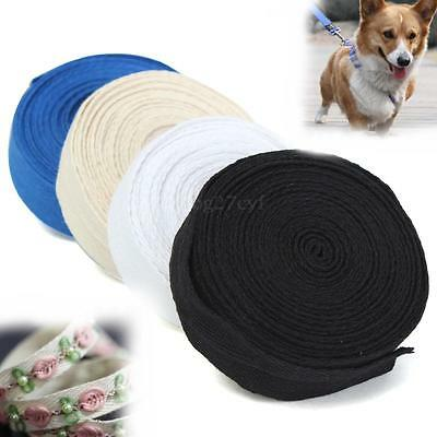 Cotton Webbing Herringbone Twill Tape Strap 25mmx5m For Sewing DIY Apron Bunting
