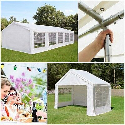 Perfect 3x2-6x12m Marquee STRONG tarpaulin for your Wedding / Party / Event Tent