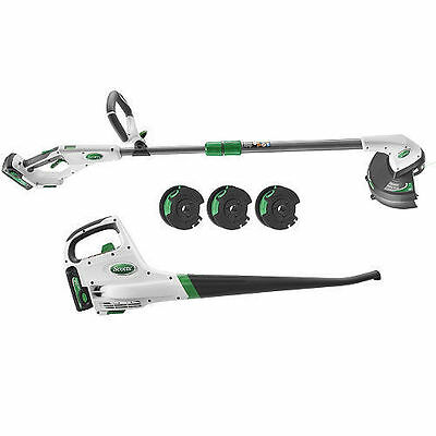 Scotts SYNC 20-Volt Lithium-ion Cordless String Trimmer-Edger & Blower Combo NEW