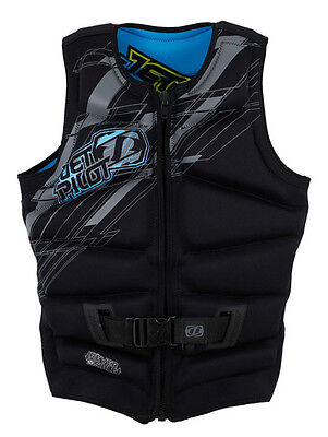 Gilet Néoprène NightHawk Addict Jet Pilot - Taille L-Norme CE ISO 50N- PWC -wake