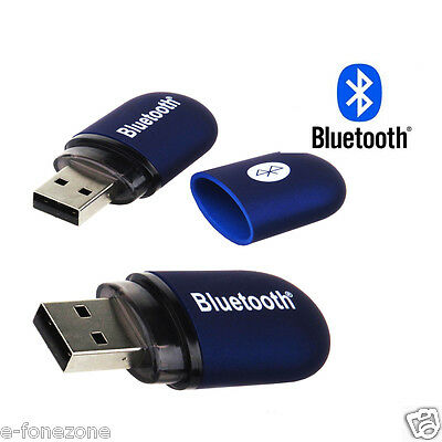 Mini Usb Bluetooth Dongle Wireless Adapter For Pc Laptop Windows Vista 7 8 10