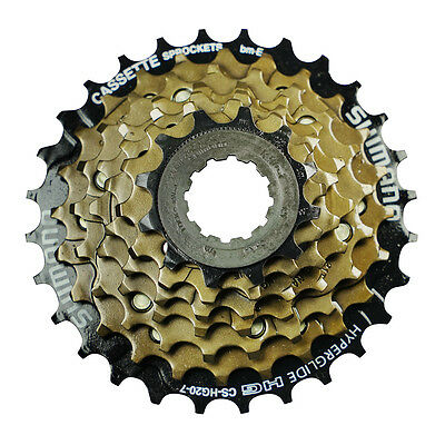 New Shimano CS-HG20 7-Speed Cassette 12-28T or 12-32T