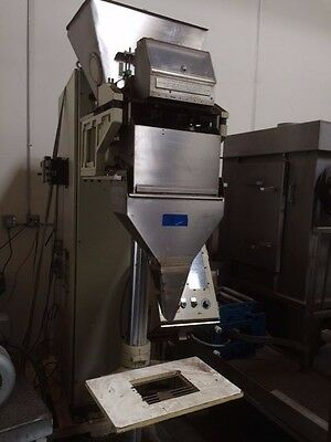 FRES-CO Semi Automatic Weigh Filling System
