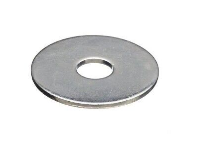 18-8 Stainless Steel Fender Washer 1/4 x 1, Qty 50 pcs Pack