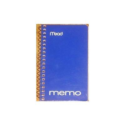 Mead Note Pad Spiral 5 In. X 3 In.
