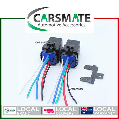 1+1 12V 40A 5 PIN Automobile Relay Waterproof Integrated Wire High Quality