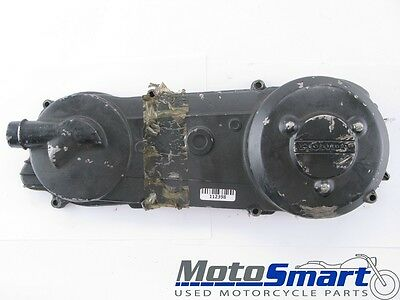 1984 Honda Aero NH125 Clutch Cover Engine Crank Case Left Side Fair Used 112398