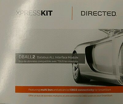 Directed DBALL2 Xpresskit Databus ALL Interface Bypass Module