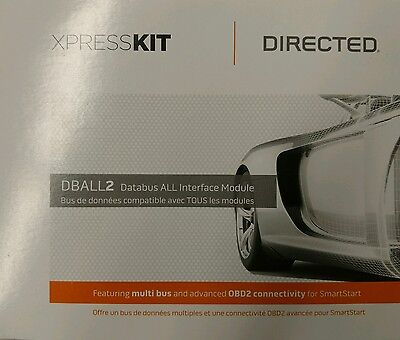 Directed Electronics Inc DBALL2 Xpresskit Databus ALL Interface Bypass Module