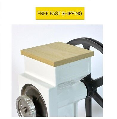 Country Living Grain Mill Hopper Lid, Free Shipping