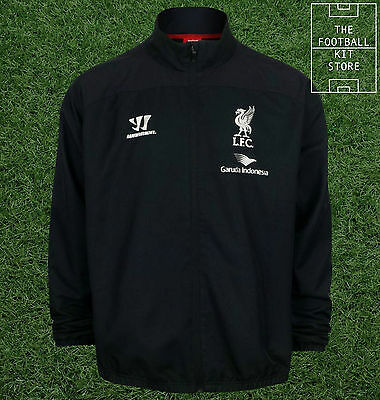 Liverpool Presentation Jacket - Official Warrior Football Training - All Sizes