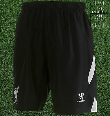 Liverpool Training Shorts - Official Warrior Football Training - Mens