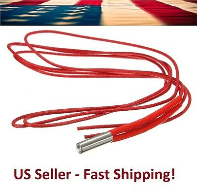 6mmx20mm 24v40w Cartridge Heater for 3D Printer Heating Element Reprap Prusa CTC