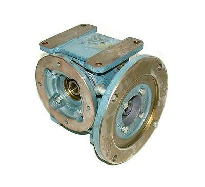 David Brown Radicon Speed Reducer  Gearbox 40: 1 Ratio Model Maa280