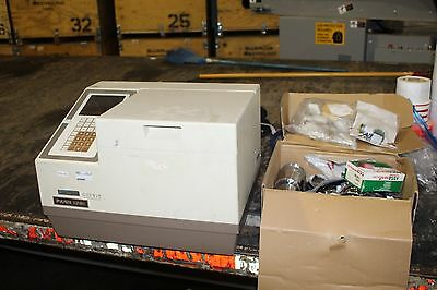 Excellent Parr 1261 Isoperibol Calorimeter With Chambers