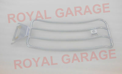 New Royal Enfield Classic Triumph Harley Iron Street Rear Pillion Seat Carrier