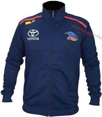 Adelaide Crows 2016 AFL Travel Jacket 'Select Size' S-7XL BNWT