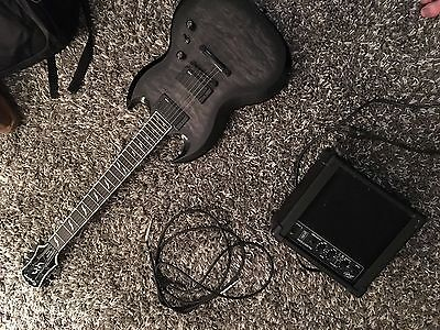 Epiphone Sg Custom Prophecy Incl 200 Emg Usa Pickups 350 00