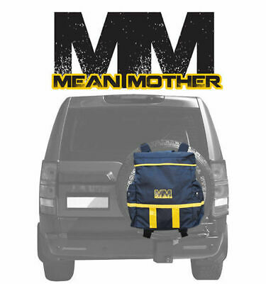 Mean Mother Storage Bag Mounting Harness  4X4 4Wd Spare Wheel