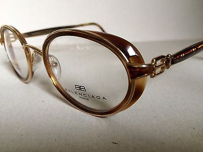 Vintage Authentic Balenciaga  Eyeglasses Mod BO26 Co 2003 Size 50-20 135 France