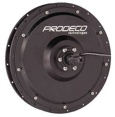 New ProdecoTech 36v 600watt Direct Drive Rear Hub Motor for ebikes and bicycles