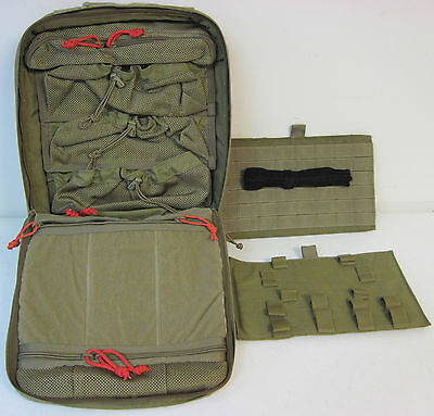 US Military Eagle TSS- M9-MS Medical Backpack Coyote Tan Extremely Gently Used