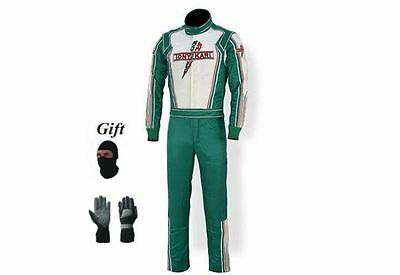 Go Kart hobby race suit Tony Kart style 2015 (free gifts)