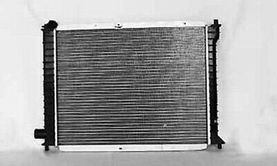 RADIATOR FO3010110 FITS 91-02 FORD ESCORT MERCURY TRACER A//T 4CY 1.8//1.9//2.0L