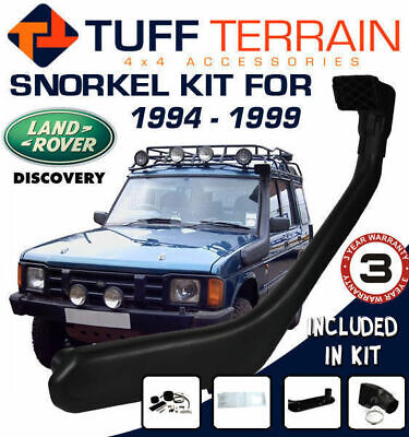 Snorkel Kit Fits Landrover Discovery 1 94 - 99 300 Series Diesel & Petrol V8 Tdi