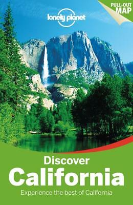NEW Discover California By Lonely Planet Paperback Free Shipping