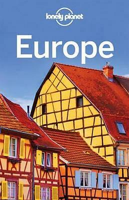 NEW Europe By Lonely Planet Paperback Free Shipping