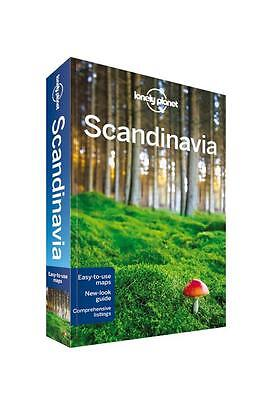 NEW Scandinavia By Lonely Planet Travel Guide Paperback Free Shipping
