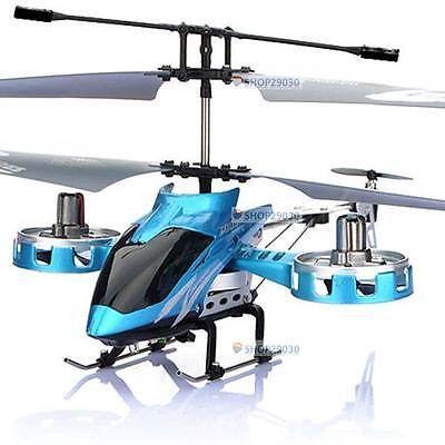 AVATAR Z008 4CH 2.4G Metal RC Remote Control Helicopter LED Light GYRO RTF CB