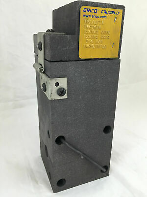 ERICO CADWELD Graphite Welding Mould Mold TACY6Y6 120MM2 12omm Run and Tap