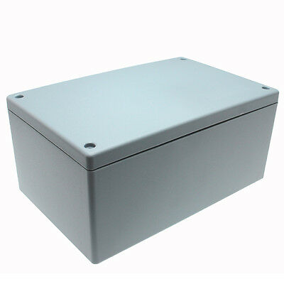 ABS Plastic Project Box 6.64 (L) x 4.24 (W) x 3.06 (H) inch - Grey