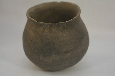 Pre-Historic Anasazi coiled Pottery Pot New Mex.1000-1300A.D. NAA-380