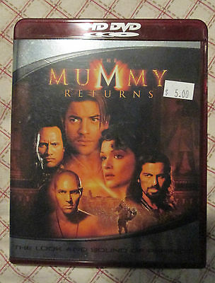 HD DVD The Mummy Returns