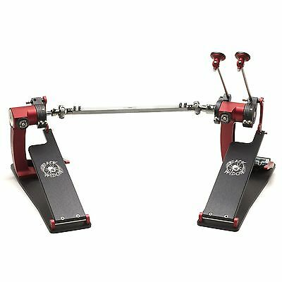 Trick Pro 1V Bigfoot Black Widow Double Bass Drum Pedal - P1V2BF-BW