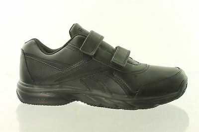 9de29d7a748 Reebok Work n Cushion Leather KC Strap V68641 Mens Trainers~RRP £40~UK
