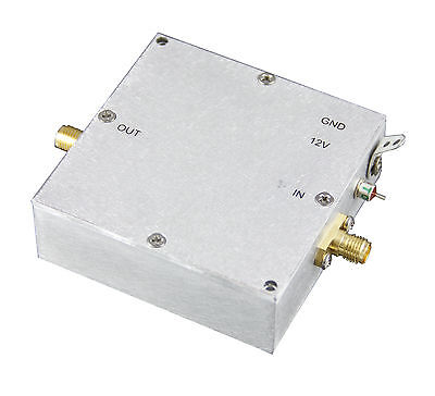 Ultra Low Noise High Linearity Broadband RF Power Amplifier