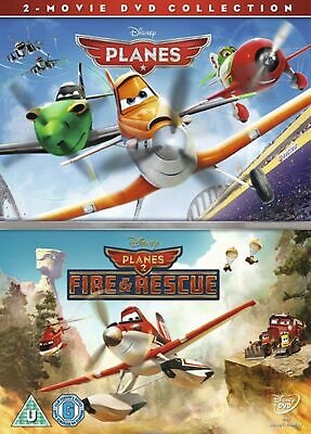 Planes/Planes: Fire and Rescue [DVD]