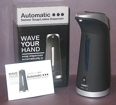 Sentron Wave Your Hand Automatic Soap Lotion Dispenser ~ NIB ~ Free Shipping