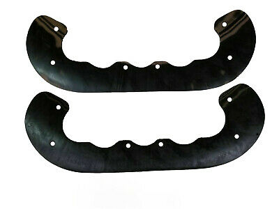 2 PK Toro CCR 3000 Snow Blower Rubber Paddles CCR3000 3000E 3000R 99-9313
