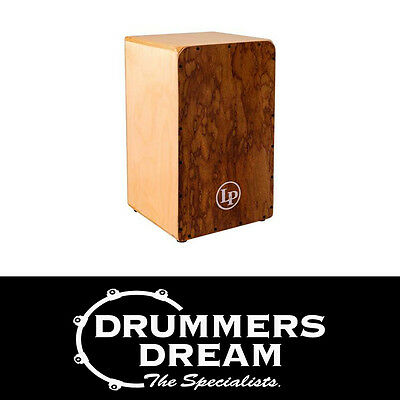 LP Latin Percussion LP1419 Americana Stage Series Cajon Brand New LTD Edition