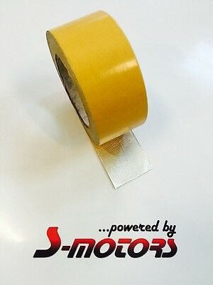 Hitzeschutz Tape 50mm Selbstklebend Thermotape Klebeband Band 1.8t VR6 R32 Turbo