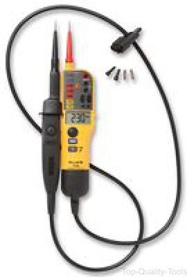Tester, Voltage, Lcd, W/switch Load, Fluke T130 2283699
