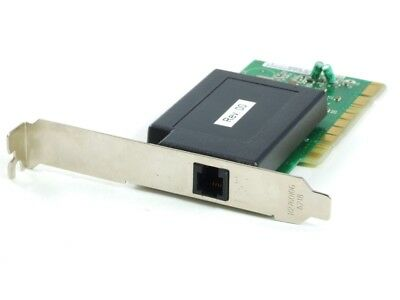LiteOn F-1156I S3A Smartlink SL1900 PCI RJ11 Modem Data Fax Adapter Card