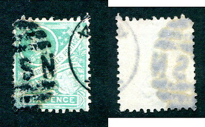 Used New South Wales #105 (Lot #10359)
