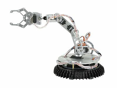 Global Specialties R700 Vector Robotic Arm FULLY ASSEMBLED