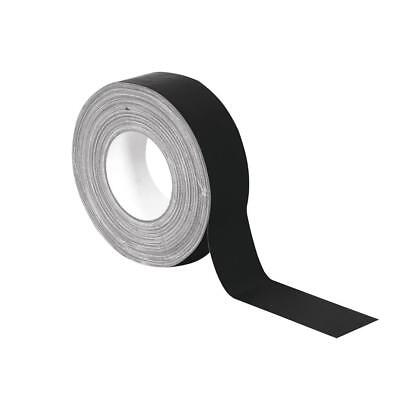 Accessory Gaffa Tape Pro 50mm x 50m schwarz matt Panzerband Klebeband Duct Tape